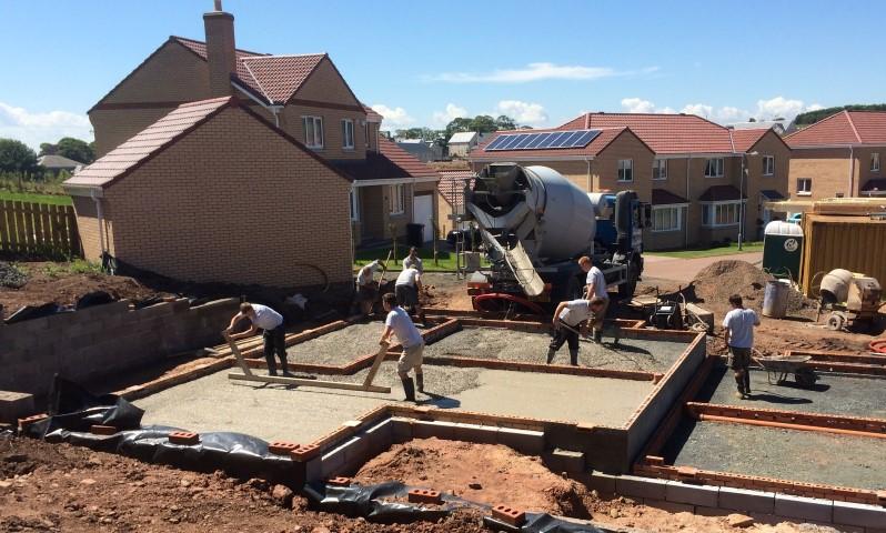 GMC builder Northumberland