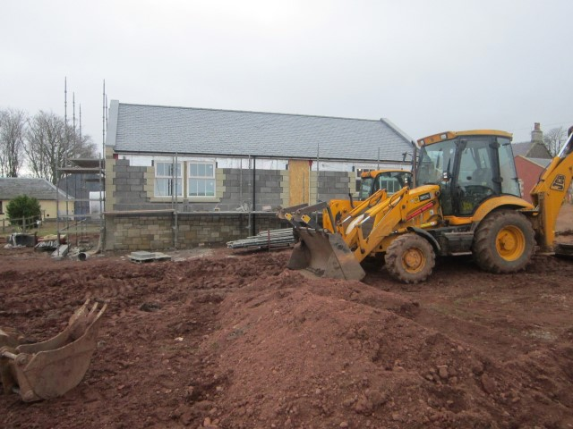 builder, building work