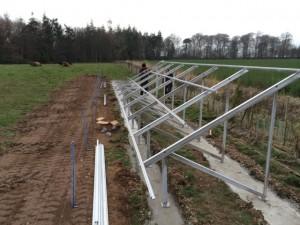 Solar PV Ground Mount system