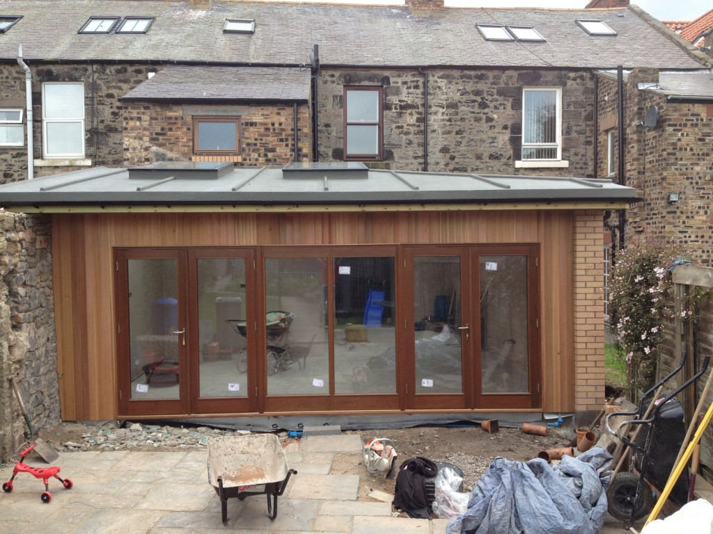 Low Energy Kitchen Extension