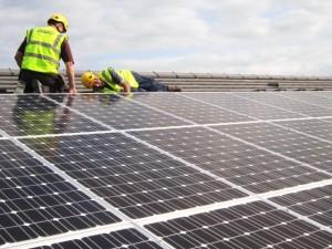 GMC Solar Panels