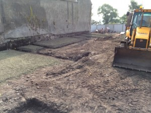 GMC Ground works