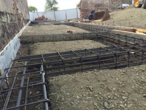 concrete, builder, foundations