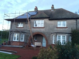 half the 3.6kw system