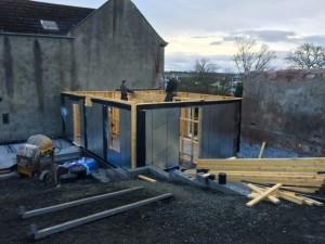 Timber frame GMC