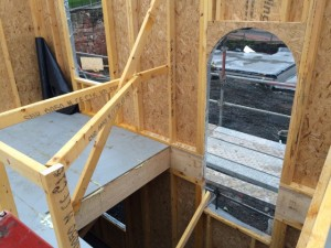timber frame by GMC