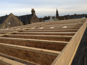 timber joists by GMC Building Contractors (Berwick upon Tweed)