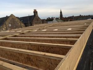 timber joists by GMC Building Contractors (Berwick upon Tweed)