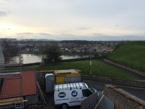 Berwick upon Tweed view