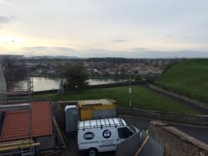 Berwick upon Tweed view