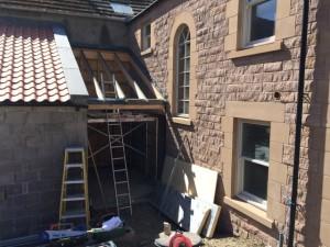 new build berwick