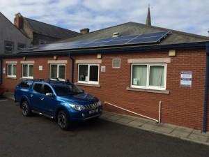 berwick community trust solar pv