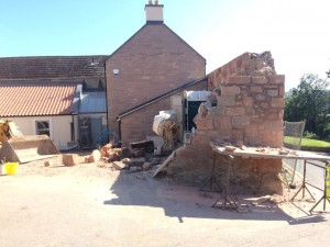 stone work northumberland