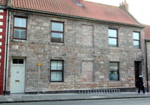 Town house Berwick upon Tweed