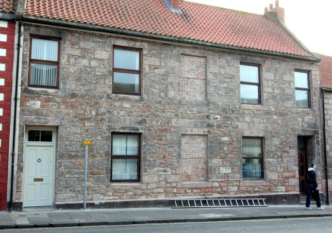 Town house Berwick upon Tweed