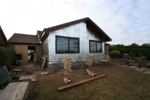 home extension berwick upon tweed