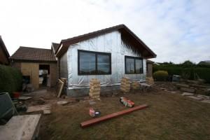 home extension berwick upon tweed