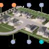 Village meadows development plan plot information